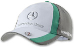 Click here to buy a Mercedes cap
